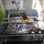 Ремонт стеклокерамики     Электрическая варочная поверхность
