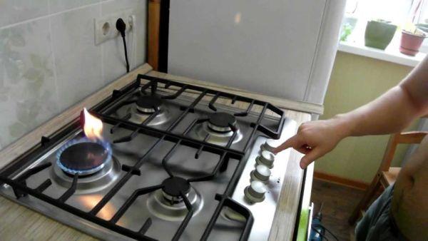 Ремонт кухонный плит